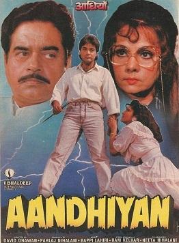 Aandhiyan | Urdu Meaning of Aandhiyan