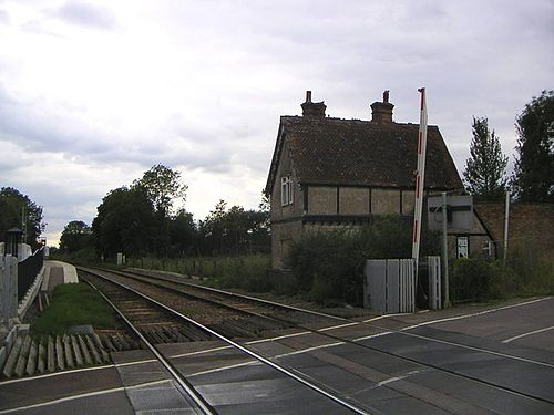 Meaning of Aspley Guise Railway Station - English-Urdu