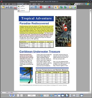 cool pdf reader wiki
