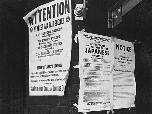 japanese interment camps newspaper Japanese american internment 1942-45 what happened and how did it happen: rabbit in the moon: documentary on complex, intimate, often turbulent life in the internment camps.