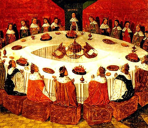 Round Table Definition And More For, Definition Of Round Table