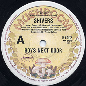 Shivers (song)