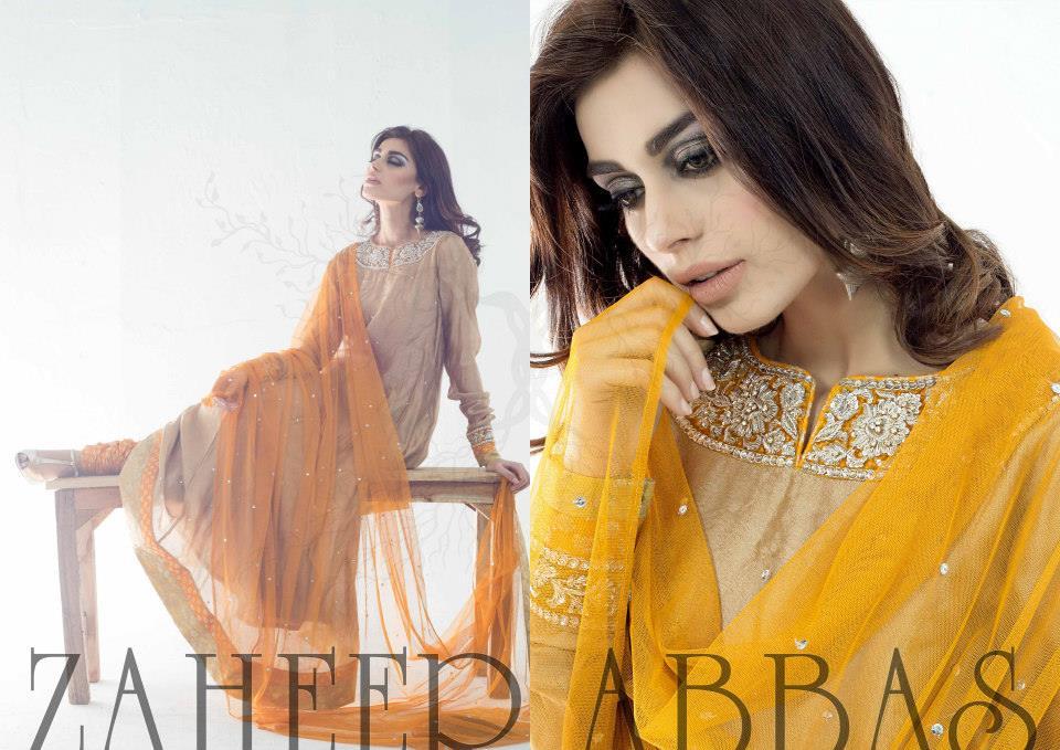 Aleena Abbas Fashion Designer