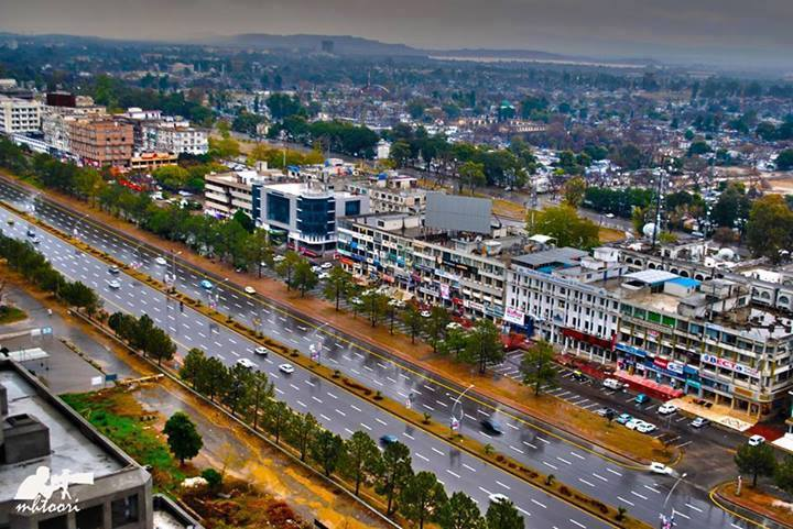 Islamabad City  Capital Of Pakistan